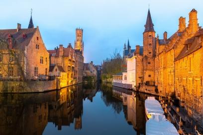 Verblijf in hartje Brugge incl. ontbijt